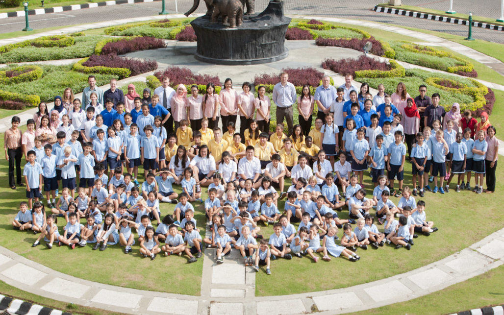 About Surabaya European School