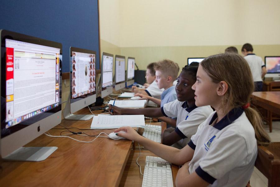 Primary School Computer Lab