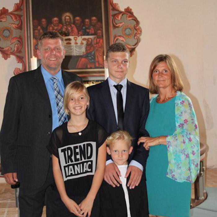 Bahne Sorensen Family