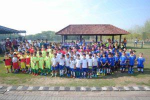 A-7-Side Soccer Tournament: 11 November 2017