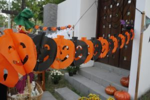 Halloween & Trick or Treat: 3 November 2017