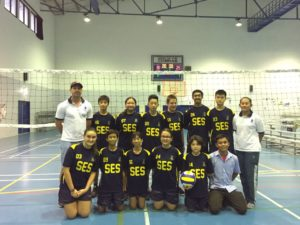 Volleyball Friendly Match