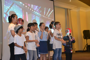 SES Assembly Y5: 13 February 2018