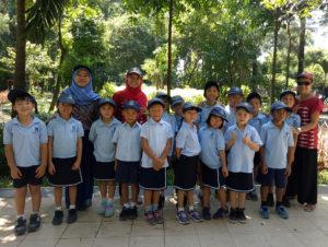 Year 2 Field Trip to Kebun Bibit