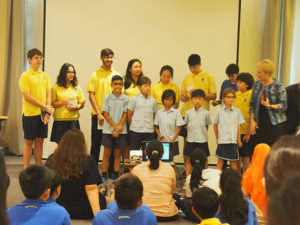 SES Assembly: 31 May 2018